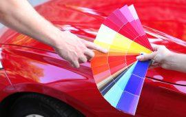 איך לבחור צבע לרכב